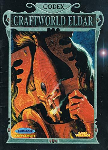 9781841540290: Warhammer 40, 000 Codex: Craftworld Eldar