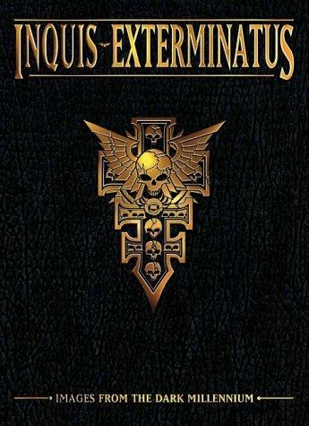 Inquis Exterminatus: Images From the Dark Millennium: Alan Merrett