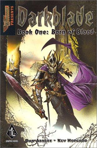 9781841541242: Darkblade: Bk. 1 (Warhammer)