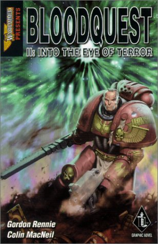9781841541266: Bloodquest: Bk. 2: Into the Eye of Terror (
