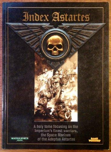 9781841541808: Index Astartes (Warhammer 40,000)