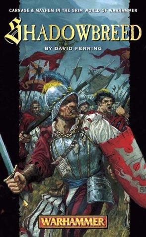 SHADOWBREED (KONRAD TRILOGY): Ferring, David