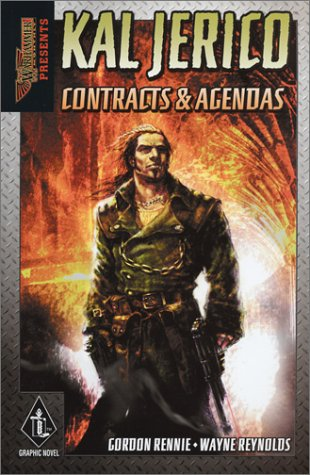 Kal Jerico II: Contracts & Agendas (Necromunda) (1841542091) by Gordon Rennie; Wayne Reynolds