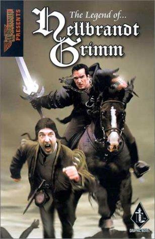 9781841542393: Hellbrandt Grimm Book 1: The Legend of Hellbrant Grimm