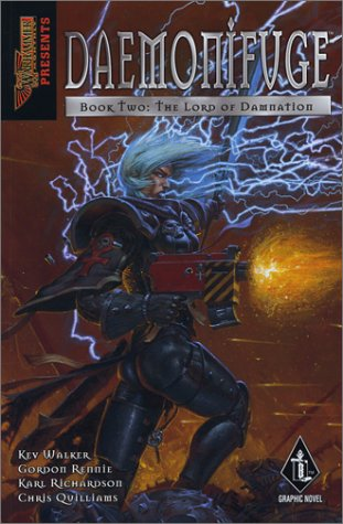 9781841542409: Daemonifuge Book Two: The Lord of Damnation (Warhammer 40,000)