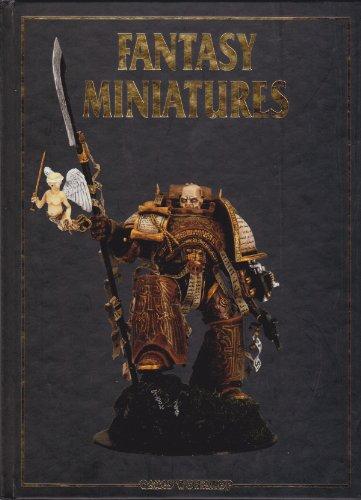 9781841542911: FANTASY MINIATURES