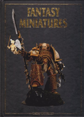 9781841542911: Fantasy Miniatures (Games Workshop)