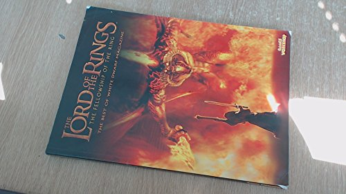 9781841543123: The Lord of the Rings the Fellowship of the Ring (The Best of White Dwarf Magazine)