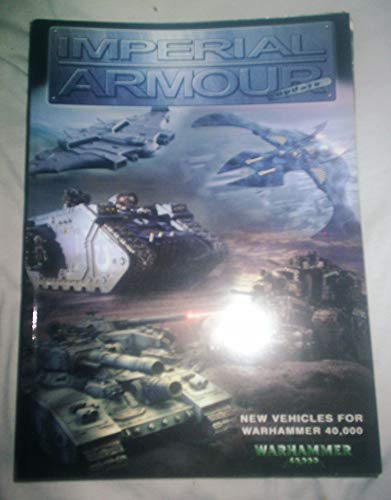 9781841543550: Imperial Armour Update: New Vehicles for Warhammer 40,000