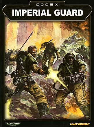 9781841544106: Codex Imperial Guard
