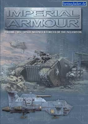 Imperial Armour #2 - Space Marines & Forces of the Inquisition (Imperial Armour (Forge World)):...