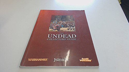9781841545653: The Undead Collectors Guide