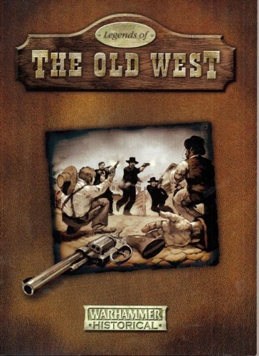 Legends of the Old West, Warhammer Historical: Mark Latham