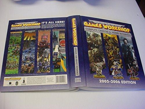 Games Workshop Complete Catalog & Hobby Reference: Staff