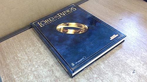 The Lord Of The Rings Strategy Battle Game Rules Manual