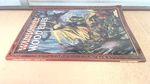 Wood Elves (Warhammer Armies): Reynolds, Anthony &