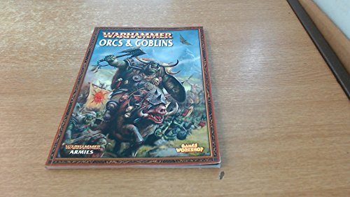 Warhammer Orcs and Goblins (1841547859) by Andy Hoare; Matthew Ward
