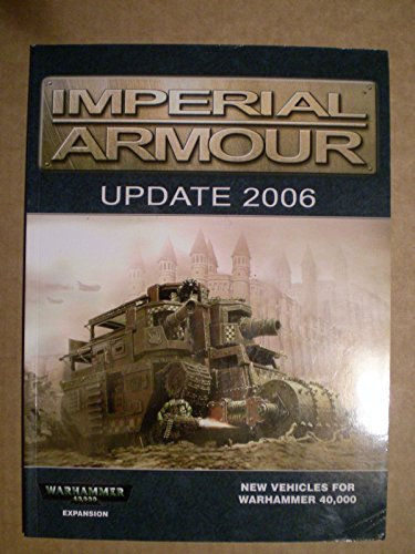 9781841548180: Imperial Armour Update