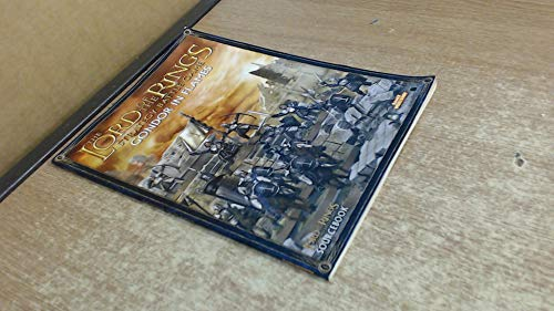 9781841548340: Gondor in Flames: a Sourcebook for Lord of the Rings Strategy Battle Game