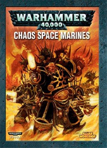 Chaos Space Marines: Gav Thorpe