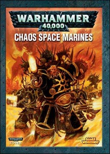 9781841548449: Codex Chaos Space Marines