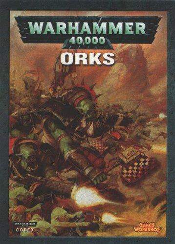 9781841548548: Codex Orks