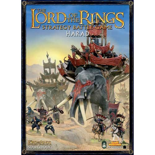 Harad (The Lord of the Rings Strategy Battle Game): Ward, Matthew