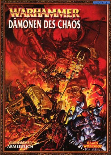 9781841548852: Daemons of Chaos Army Book