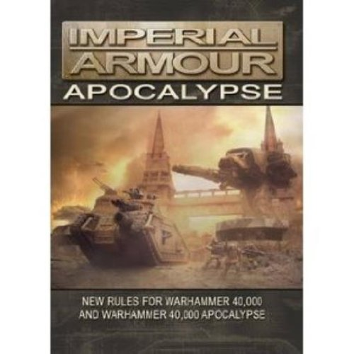 9781841548920: Imperial Armour Apocalypse