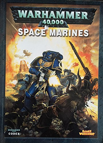 9781841548944: Warhammer 40,000: Space Marines