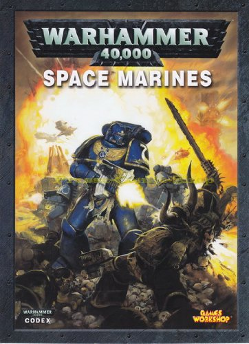 9781841548975: Codex Space Marines