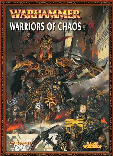 9781841549019: Warhammer Armies Warriors of Chaos (German Edition)