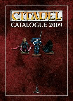 9781841549040: Citadel Minatures Catalogue 2009 (French Edition)