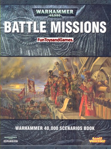 9781841549118: Battle Missions (Warhammer 40,000: Expansion)