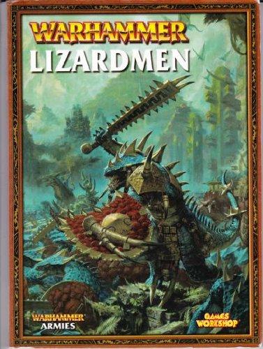 9781841549187: Warhammer Lizardmen Armies Book