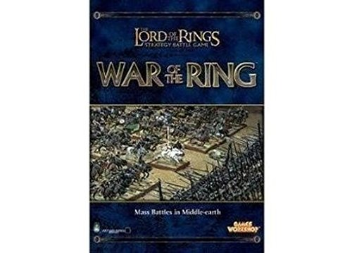 9781841549224: War of the Ring: The Lord of the Rings- Strategy Battle Game