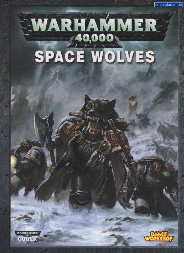 9781841549422: Codex Space Wolves