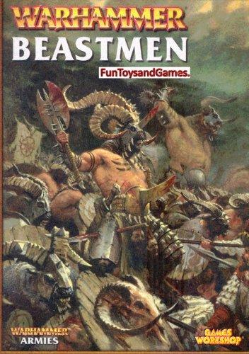 9781841549569: Beastmen (Warhammer Armies)