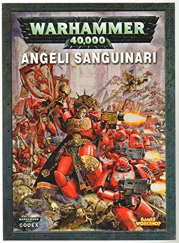 9781841549620: Codex Blood Angels