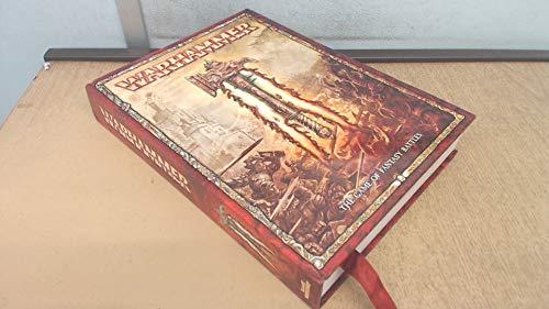 Warhammer Fantasy Rulebook Eighth 8th Edition -: author