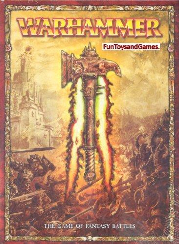 9781841549750: Warhammer Rulebook 2010