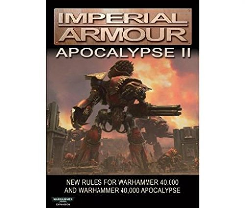 9781841549767: Imperial Armour Apocalypse: No. 2