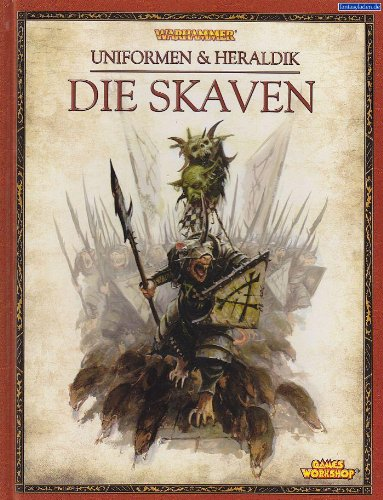 9781841549859: Uniforms & Heraldry of the Skaven