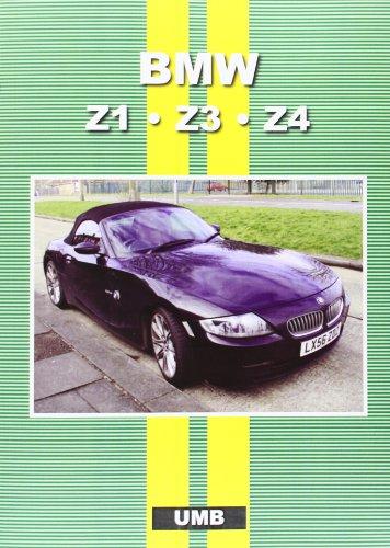 9781841552095: Bmw Z1 Z3 Z4