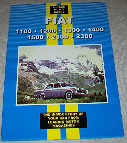 9781841553733: Fiat 1100 to 2300
