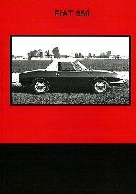 9781841554396: Fiat 850