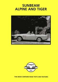 9781841554723: Sunbeam Alpine and Tiger
