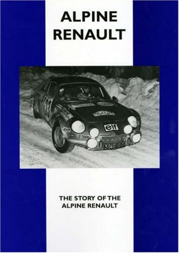 9781841556611: Alpine Renault (C P Press)