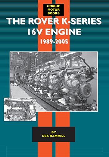 9781841556888: ROVER K SERIES 61 V ENGINE