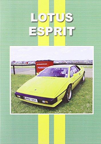 Lotus Esprit Ultra Edition: Pitt, Colin